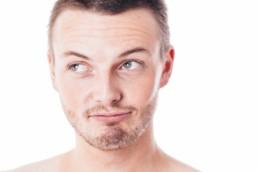 Portrait des Schauspielers Philipp Moschitz