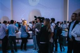 Als Eventfotograf habe ich eine Delegation der HapaTeam GmbH zur IFA 2014 begleitet